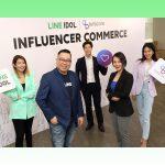 LINE IDOL เปิดตัว Influencer Commerce