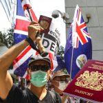 จีนโต้ประเทศ Five Eyes เสนอช่วยฮ่องกง