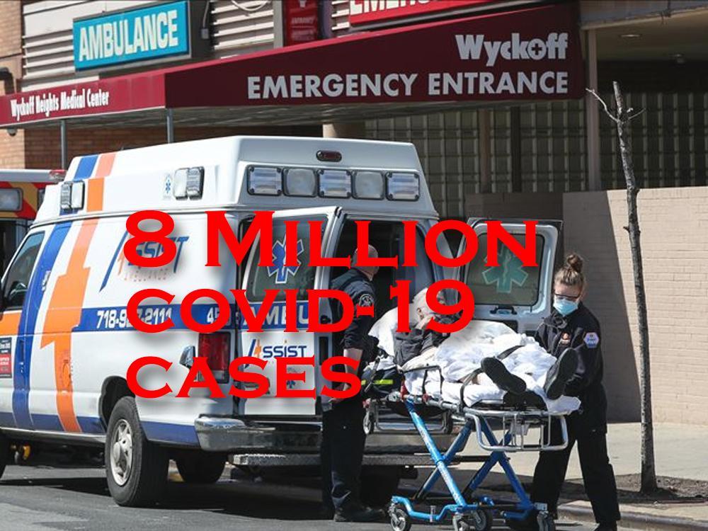8 million
