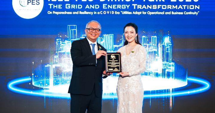 GUNKUL รับรางวัล Women in Power Award