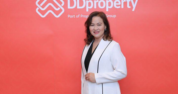 นางกมลภัทร แสวงกิจ ผู้จัดการใหญ่ประจำประเทศไทยของดีดีพร็อพเพอร์ตี้ (2)