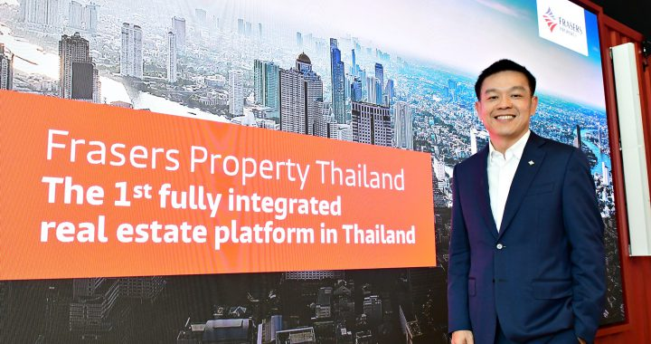 Mr. Thanapol Sirithanachai, Country Chief Executive Officer (Country CEO), Frasers Property Thailand (2)