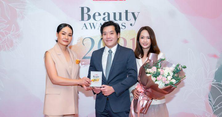 Photo Caption Bangmod HELLO Beauty Awards